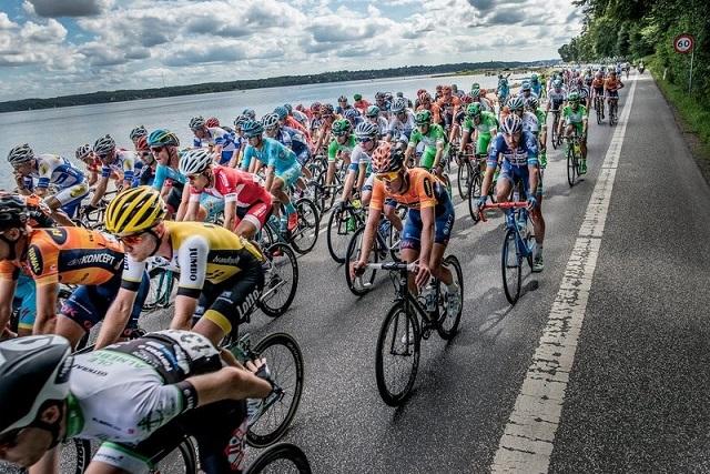 Тур Дании 2 этап