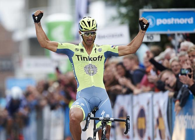 Daniel Bennati (Tinkoff) (фото: Getty Images Sport)