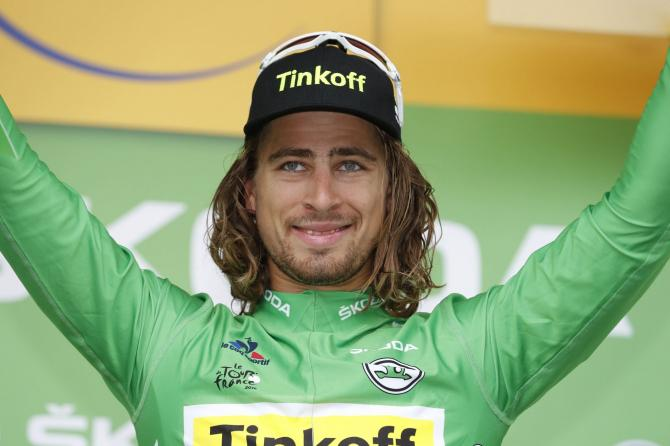 Петер Саган приехал к финишу первым на одиннадцатом этапе Тур де Франс (фото: Bettini Photo)
