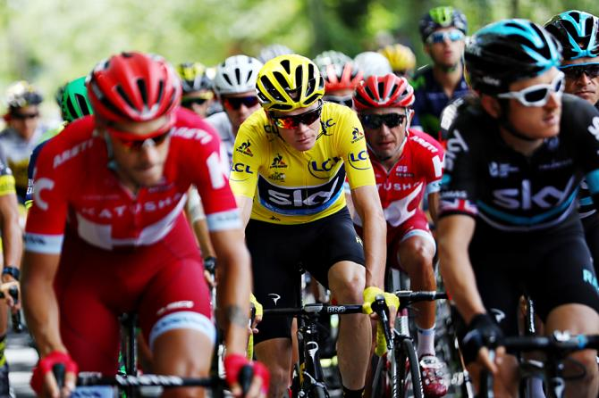 Крис Фрум (Team Sky) (фото: Getty Images Sport)