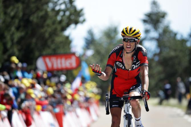 Ричи Порт на финише (фото: Getty Images Sport)