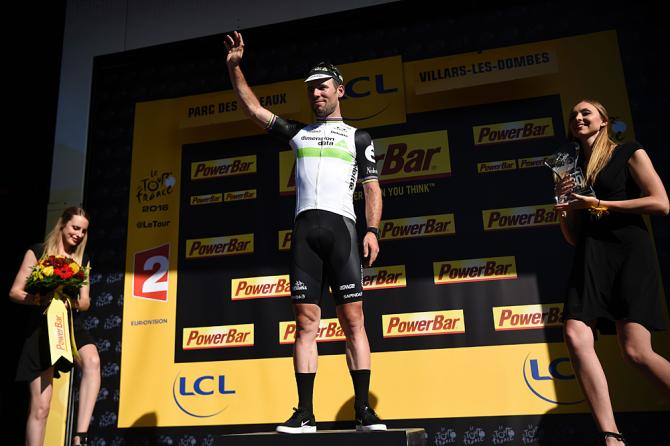Mark Cavendish (Dimension Data) (фото: Getty Images Sport)