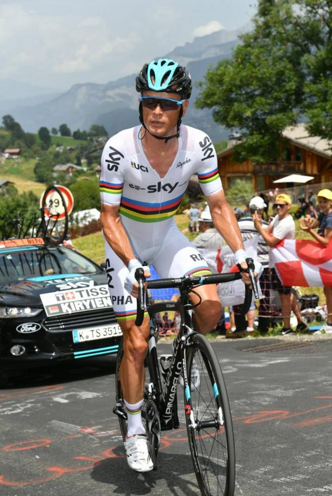 Чемпион мира Василий Васильевич Кириенко (Team Sky) (фото: Bettini Photo)