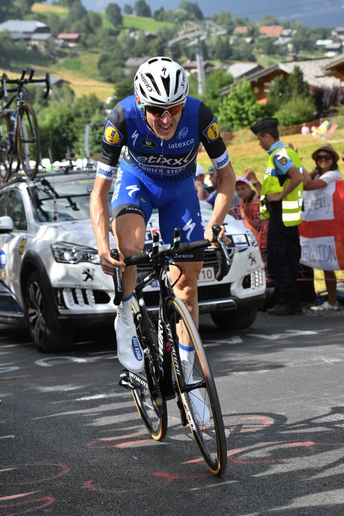 Дэниэл Мартин (Etixx-Quickstep) (фото: Bettini Photo)