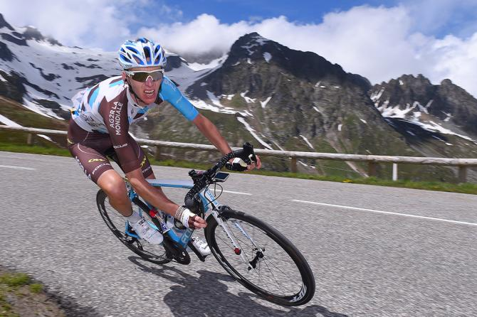 Ромен Барде (AG2R La Mondiale) (фото: Tim de Waele/TDWSport.com)