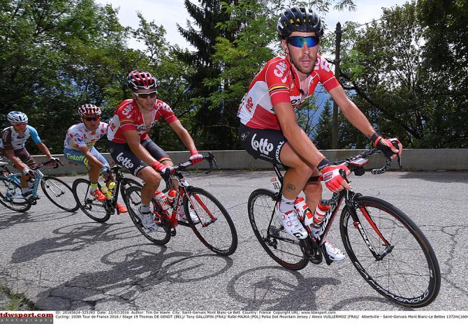 Томас Де Гендт (Lotto Soudal) (фото: Tim de Waele/TDWSport.com)