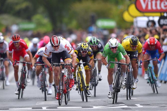 Спринт - 3-й этап Тур де Франс(фото: Tim de Waele/TDWSport.com)
