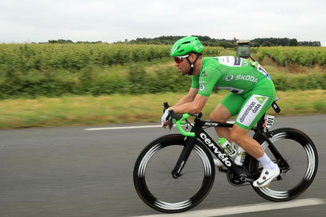 Марк Кавендиш (Dimension Data) (фото: Getty Images Sport)