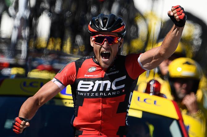 Грег ван Авермат победитель пятого этапа Тур де Франс 2016(фото: Getty Images Sport)