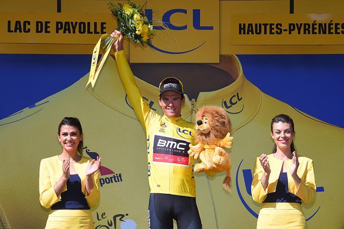 Greg Van Avermaet абсолютный лидер после седьмого этапа (фото: Tim de Waele/TDWSport.com)