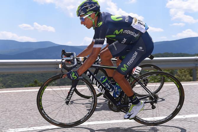 Nairo Quintana (Movistar) (фото: Tim de Waele/TDWSport.com)