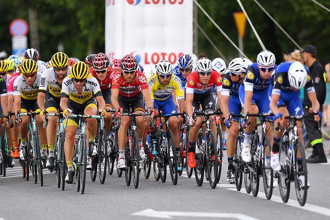 Гавирия и его команда(фото: Tim de Waele/TDWSport.com)