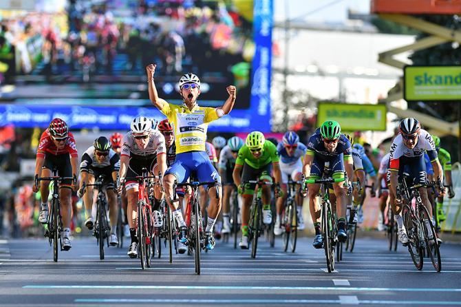 Фернандо Гавирия (Etixx-QuickStep) выиграл 4 этап тура (фото: Tim de Waele/TDWSport.com)