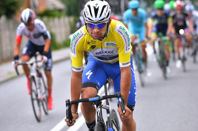 Фернандо Гавирия (Etixx-QuickStep) остается лидером гонки(фото: Tim de Waele/TDWSport.com)