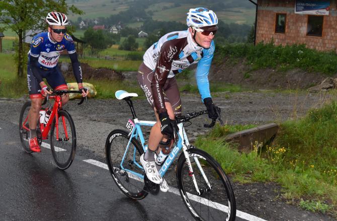 Julien Berard (AG2R-La Mondiale) (фото: Tim de Waele/TDWSport.com)
