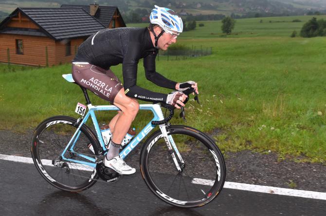 Hugo Houle (AG2R-La Mondiale) (фото: Tim de Waele/TDWSport.com)