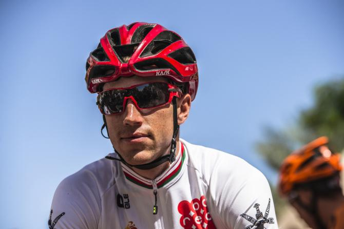 Brendan Canty (Drapac) - лучший молодой гонщик(фото: ©Muscat Municipality/Paumer/Kåre Dehlie Thorstad)