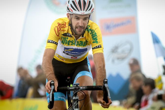 Markus Eibegger (Felbermayr Simplon Wels) потерял своё преимущество гонке (фото: Josef Vaishar/cycling.photography)