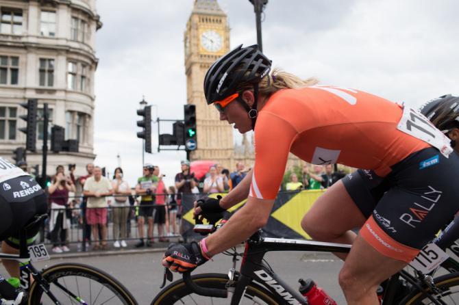 Erica Allar (Rally Cyclinh) (фото: Sean Robinson/Velofocus)