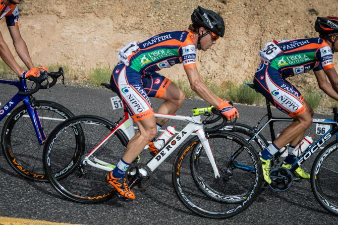Damiano Cunego (Nippo-Vinni Fantini)(фото: Jonathan Devich/epicimages.us)
