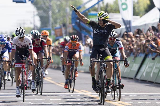 Travis McCabe (Holowesko-Citadel) победитель 4 этапа(фото: Jonathan Devich/epicimages.us)