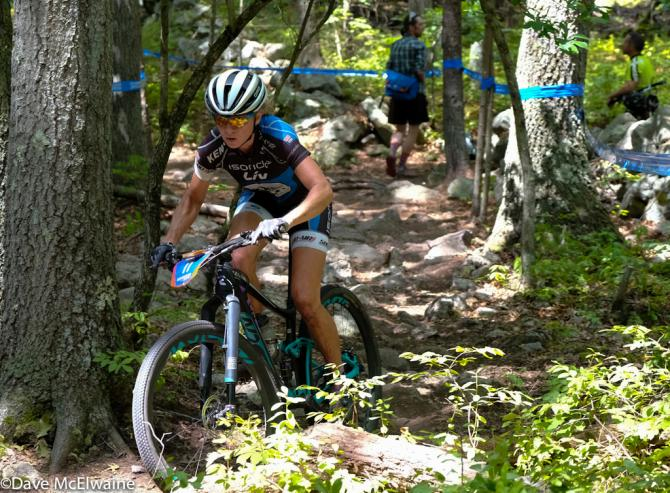 Amy Beisel (Ridebiker Alliance) s(фото: Dave McElwaine)