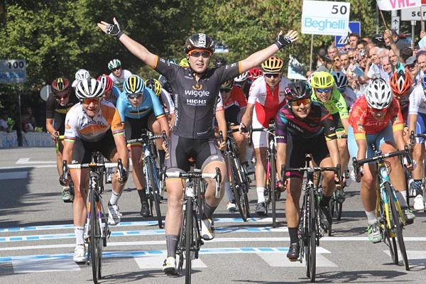 1 день Чемпионата Мира по велоспорту на треке 2013