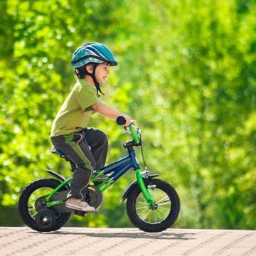 Как правильно выбрать детский велосипед