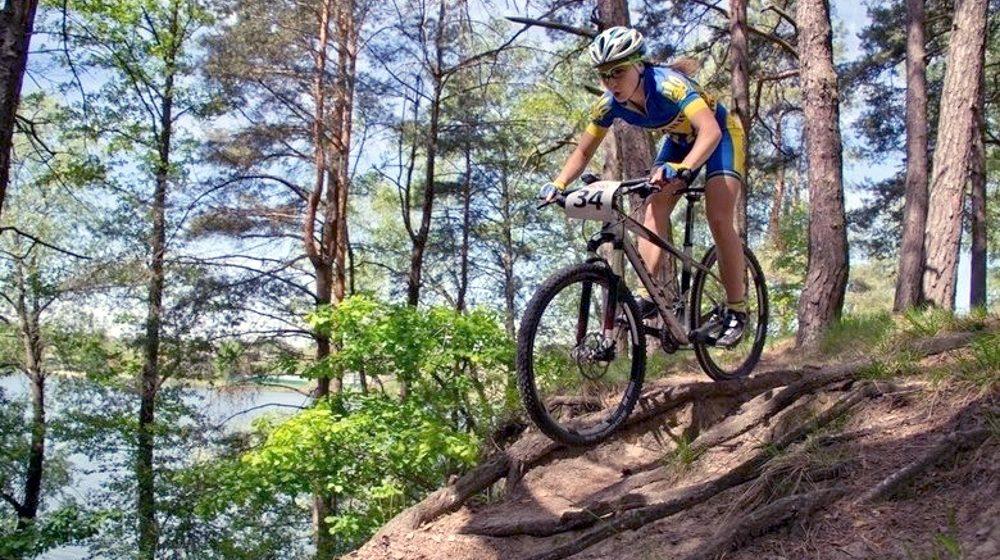 Харьковчанка одержала победу на этапе Кубка мира по маунтинбайку