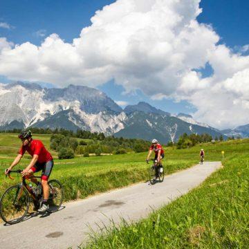 Поездка по Альпам перед Чемпионатом мира по шоссейному велоспорту: пики, впадины и еда