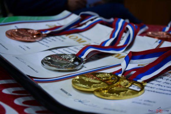 В Омске стартовали чемпионат России и международные соревнования по велоспорту (трек) Grand prix of Omsk-2018