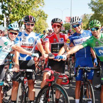 Британец Саймон Йейтс возглавил рейтинг UCI