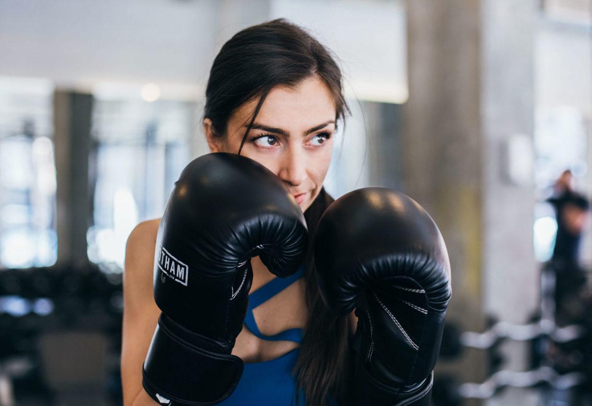 Как правильно подобрать боксерские перчатки
