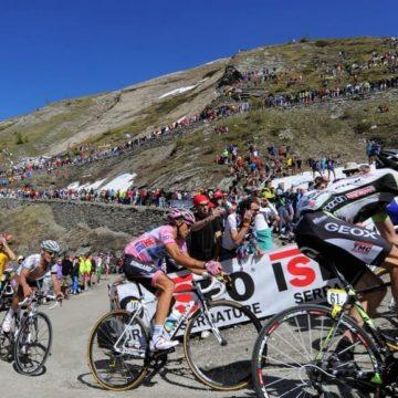 Giro d'Italia 2019 начнется с индивидуальной раздельной гонки в Болонье