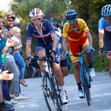 Бронза Майкла Вудса на ЧМ сделала его одни из наиболее выдающихся велогонщиков сезона