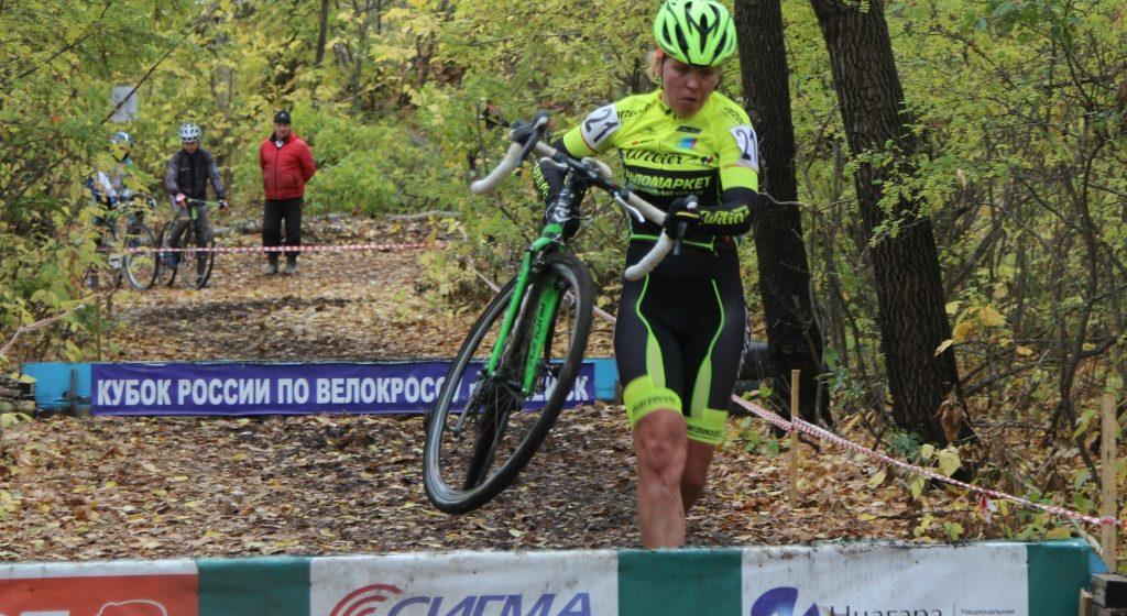 В минувшие выходные в городе Копейске Челябинской области состоялись Кубок России и всероссийские соревнования по велокроссу