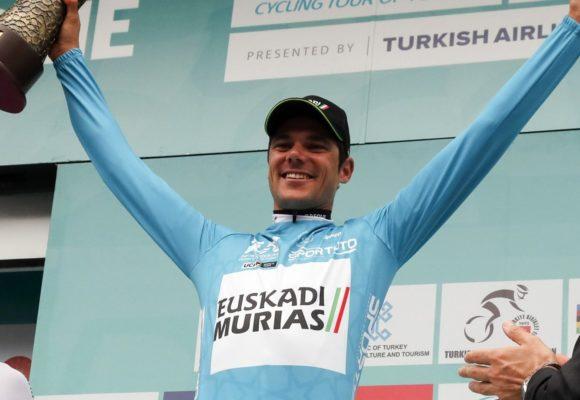 Эдуард Прадес подписал контракт с Movistar после успеха в Туре Турции