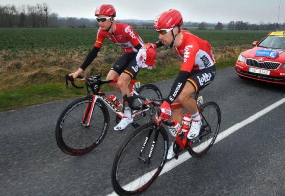 Тим Велленс и Томас де Гендт преодолеют 1000 км в свободном путешествии домой после Il Lombardia