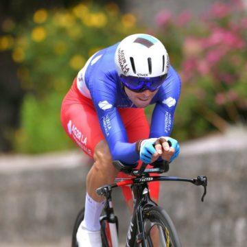 Пьер Латур возвращается к участию в гонках после травмы