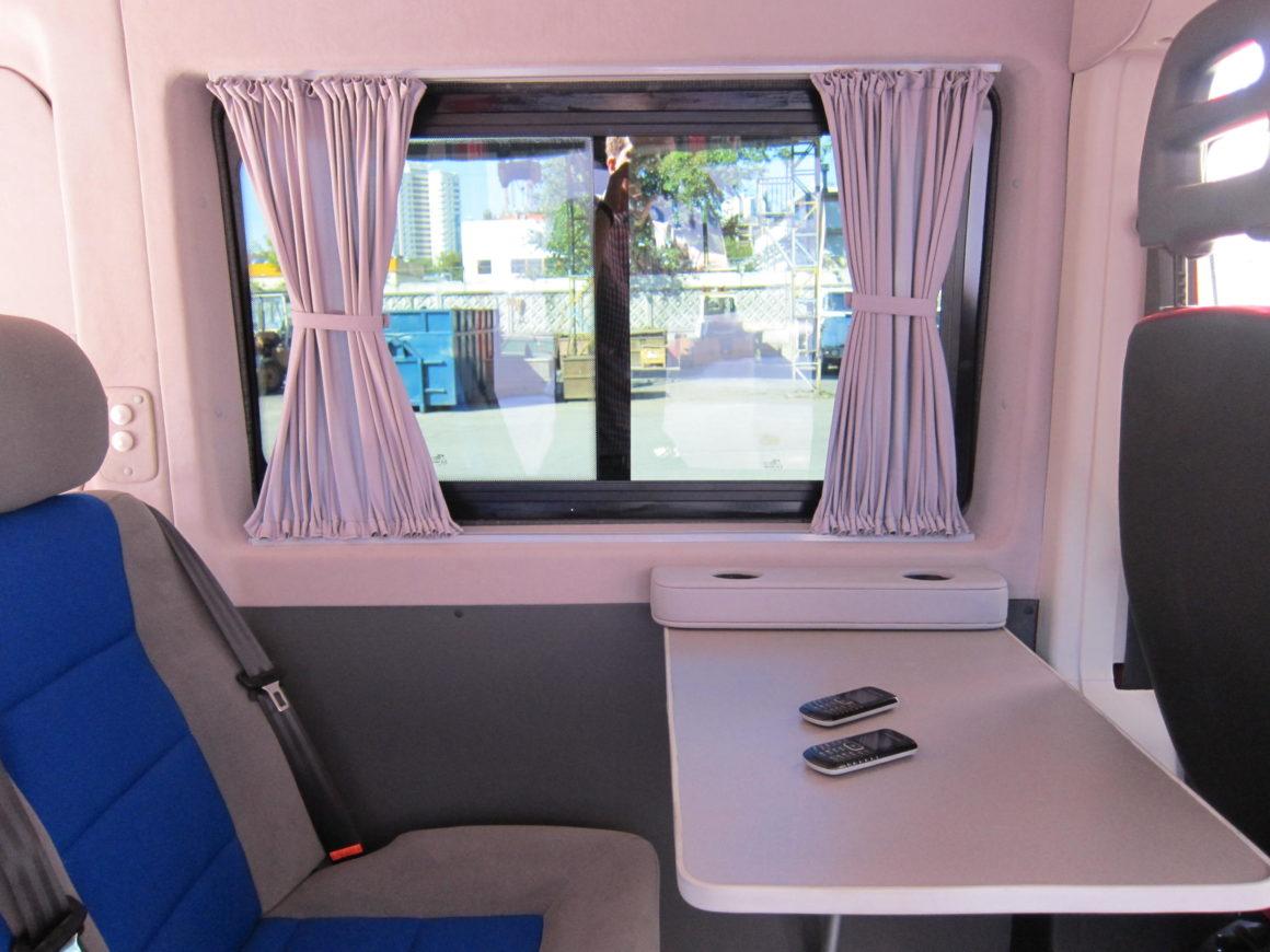 Как сделать переоборудование микроавтобусов в Бердичеве