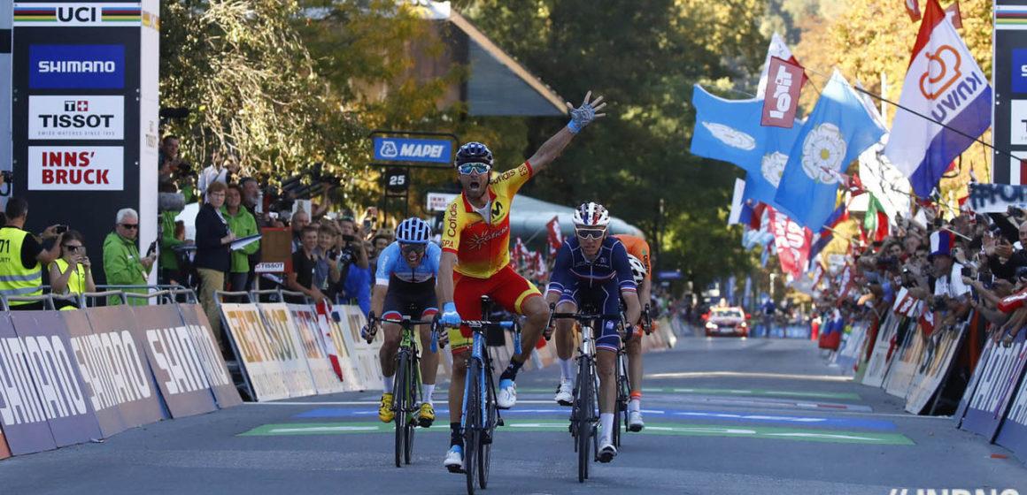 Командное первенство на чемпионате мира 2018 по велогонкам одержала сборная Голландии