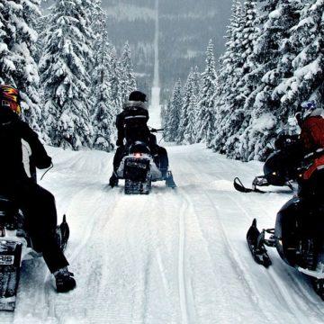 Как выбрать отличный полукомбинезон для катания на снегоходе