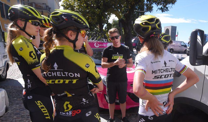 Джин Бейтс присоединится к коллективу мужской команды Митчелтон-Скотт