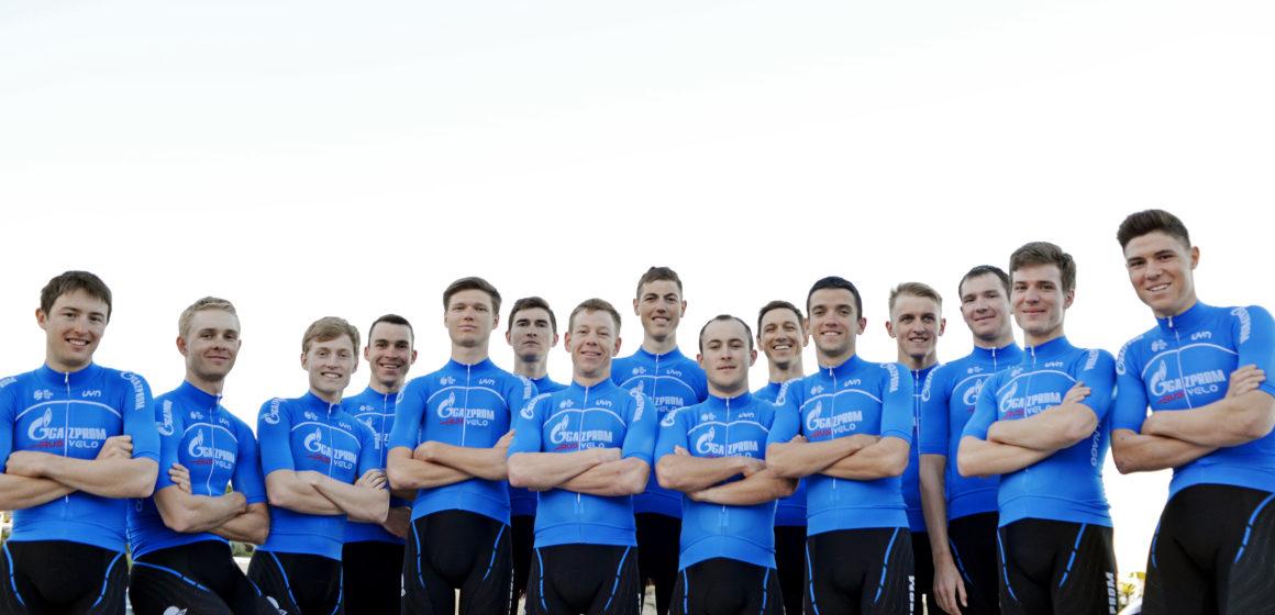 Велокоманда Gazprom — RusVelo объявила состав на сезон-2019