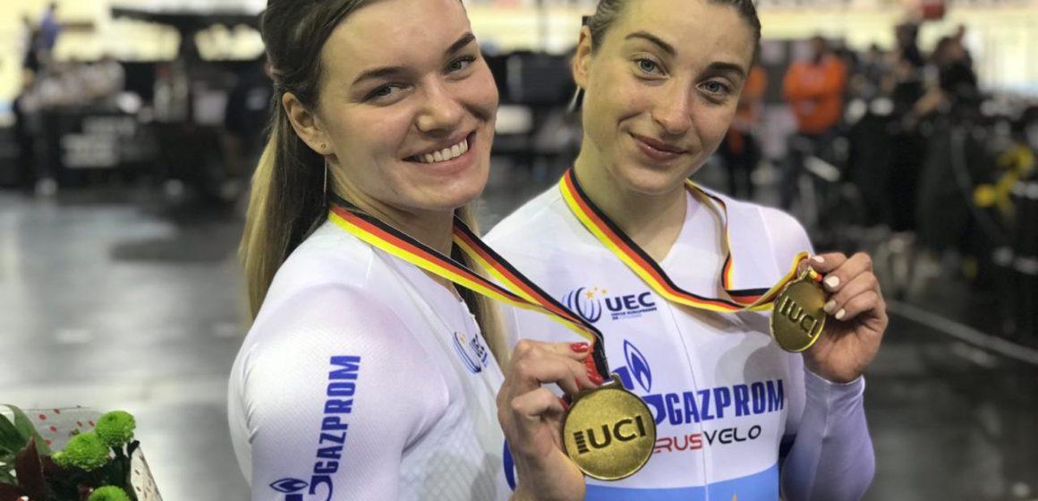 Три медали завоевали российские спортсмены на этапе Кубка мира в Берлине