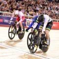 Дарья Шмелева выиграла серебряную медаль на этапе Кубка мира в Лондоне