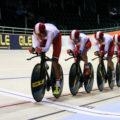 Объявлен состав на этап Кубка мира по велосипедному спорту (трек) в Кембридже