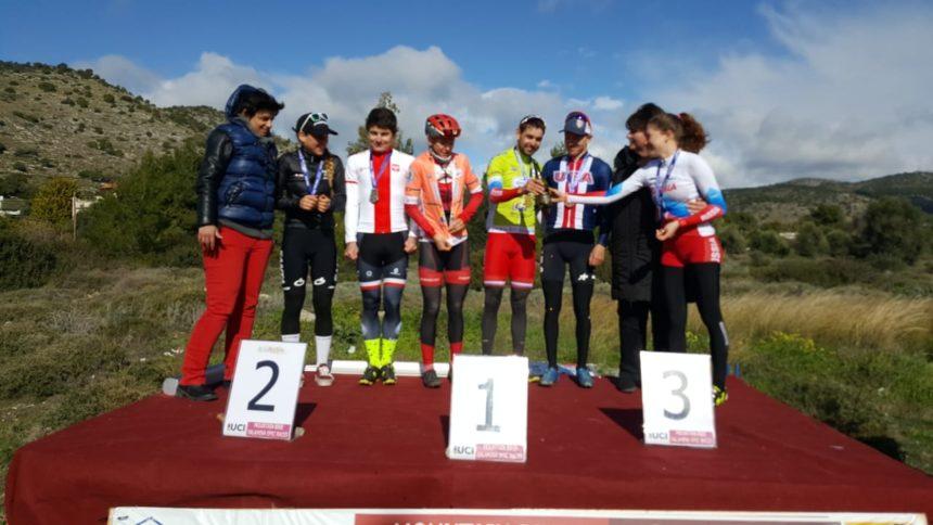 Тимофей Иванов — победитель Salamina Cup #2 By Alter Bike Tours в Греции, Кристина Ильина — 3-я