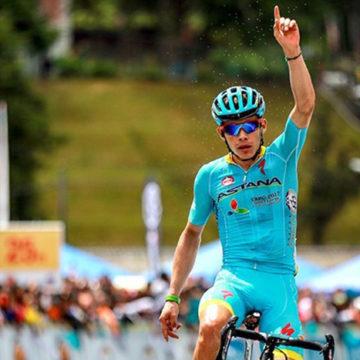 Бонус в несколько секунд вывел Лопеса в лидеры Тура Колумбии