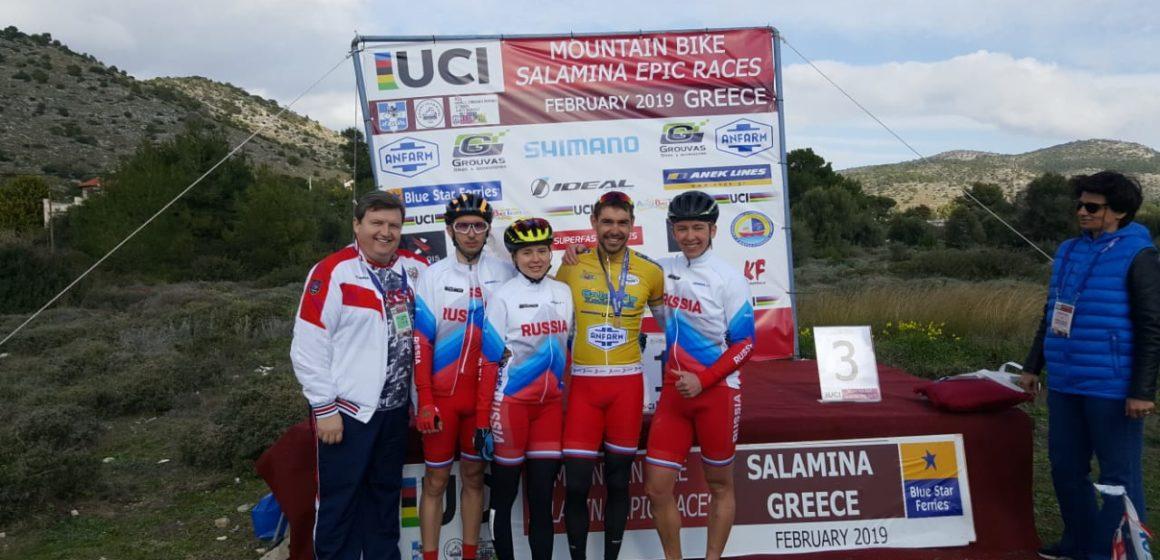 Тимофей Иванов выиграл многодневную гонку Salamina Epic MTBattle в Греции